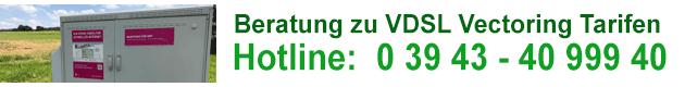 VDSL-Vectoring.de - Anbieter, Tarife und Verfügbarkeit
